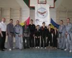 29-30 мая в г.Днепродзержинск прошла аттестация на 1-2 дан Син Му Хапкидо.